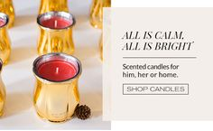 CREED Candles #giftsforher #giftofcreed