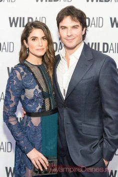 Nikki Reed with husband Ian Somerhalder attends WildAid 2016 Gala to receive WildAid's prestigious Wildlife Champion Award for his efforts in supporting Wild Life at Ritz Carlton Hotel in San Francisco, CA on Saturday,  November 12, 2016