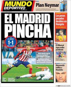 Portada Mundo Deportivo 5/10/2015