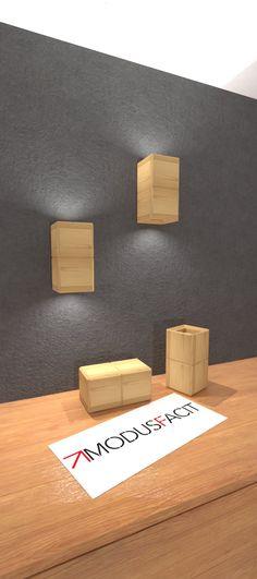 modusfacit double light concept