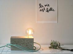 Little Cosynest: # DIY - Laisse Béton !
