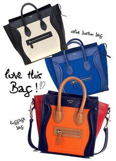 Celine Boston Bag... THESEEEE bags.