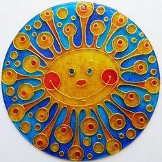 Sluníčko, sluníčko, zahřej mě maličko :o)