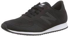 New Balance Herren U420DV1 Sneakers, Schwarz (Black), 39.5 EU - http://uhr.haus/new-balance/39-5-eu-new-balance-herren-u420dv1-sneakers-rot-red-2