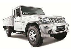NEU-DELHI: Nutzfahrzeuge Haupt-Mahindra und Mahindra heute seine große Bolero Pik-bis Preis bis Rs 6.3 Lakh (Ex-Showroom Pune hat).Das neue Fahrzeug ... #neulanciert #MahindraundMahindraBoleroabholen #Bolero