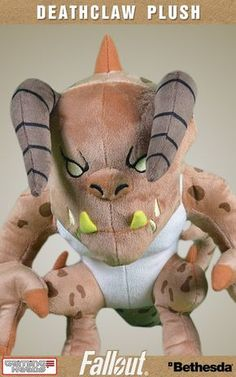 Fallout®: Deathclaw Plush  (:Tap The LINK NOW:) We provide the best essential unique equipment and gear for active duty American patriotic military branches, well strategic selected.We love tactical American gear