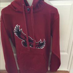 Saint Joseph's University Philadelphia sweatshirt. Women's SJU college sweatshirt brand-new without tags . Old Varsity Brand Tops Sweatshirts & Hoodies