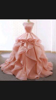 Pink Prom Dresses, Ball Gown Dresses, Bridal Dresses, Bridesmaid Dresses, Formal Dresses, Cinderella Dresses, Wedding Dress Organza, Wedding Gowns, Ball Gowns Evening
