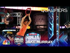 Jake Murray Flies Through The Course - American Ninja Warrior Qualifiers 2020 - YouTube American Ninja Warrior, Youtube, Youtubers, Youtube Movies