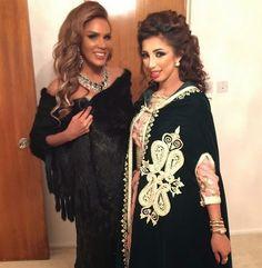 Dounia batma wearing Selham