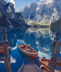 Lago di Braies- Trentino