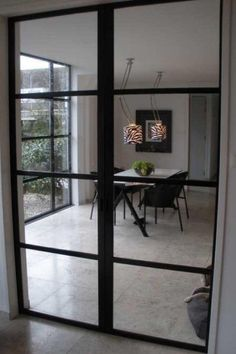 Everyone has a story to tell. Tell yours with photos, videos and text, all right from your iPhone. Faux Wood Garage Door, Garage Door Design, Steel Doors And Windows, Glass Room Divider, House Doors, House Inside, Building A New Home, Iron Doors, Internal Doors