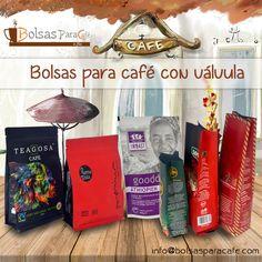 #BolsasParaCaféConVálvula - www.bolsasparacafe.com/bolsas-para-cafe-con-valvula/ Las bolsas con válvula para café incluyen diferentes características que hacen que sean únicas en el mercado; características tales como: Bolsas para café con válvula-Alta barrera protectora: Nuestras bolsas con valvula para café en stock han sido manufacturadas utilizando la mejor combinación de materiales y siempre pensando en la calidad y frescura del mismo. Los materiales utilizados son PET/ Pet Metalizado…