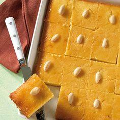 Syrischer Zitronenkuchen Rezept | Küchengötter