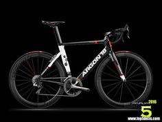 TOP 5 BICICLETAS DE CARRETERA: Argon 18 Nitrogen, modelo muy versátil