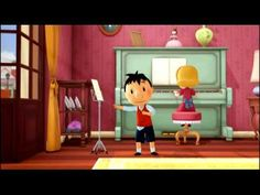 Le Petit Nicolas - La trompette  (43) Core French, French Class, Learn French, Trumpet, Anime, Teaching, Education, Videos, Youtube