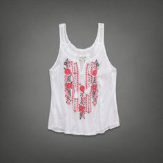 Womens Taryn Tank | Womens Fashion Tops | Abercrombie.com