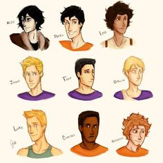 What is your Percy Jackson Life? - Quiz
