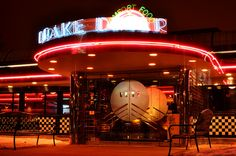 If you enjoy diners, I think this one is the best in the Des Moines area... (Des Moines, Iowa)