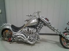 Bike from Ghost Rider movie