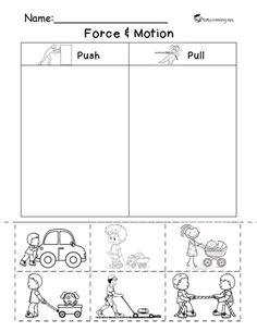 Science Pack for Preschool & Kindergarten Science Tools, Science Worksheets, Science Experiments Kids, Science Lessons, Science Education, Science For Kids, Science Activities, Physical Science, Earth Science
