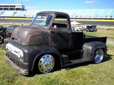 070. 54 Ford COE   by mrsstainless