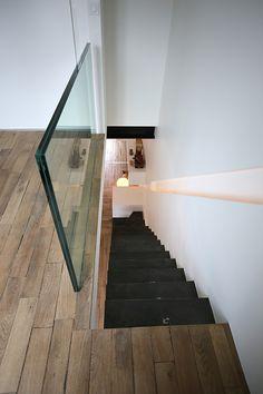 « stairway to heaven Stairway To Heaven, Floating Stairs, Duplex, Stairways, My Dream Home, Architecture, Design, House, God