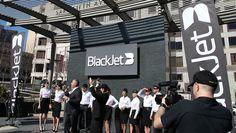 BlackJet Brand Identity Design. Really sexy concept. Classic, yet modern.