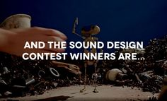 Here are the winners of the huge Sound of Essen sound design contest: Sound Library, Metal Texture, Sound Design, Sound Effects, Food