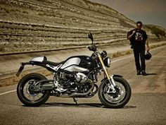 BMW R nineT - zdjęcie