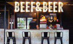 Butcher Beef & Beer, 3695/57 Charoen Rat Rd., Bangkok, 10120 Thailand