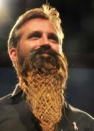 David Traver: Campeón mundial de barbas y bigotes #barbes #beards
