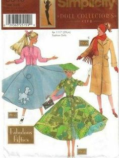 Free Copy of Pattern - Simplicity 9840