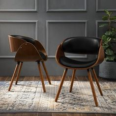 Awesome 36 Wonderful Mid Century Dining Room Design Ideas To Copy Asap Living Room Chairs, Living Room Furniture, Dining Chairs, Desk Chairs, Office Chairs, Eames Chairs, Side Chairs, Reading Chairs, Lounge Chairs