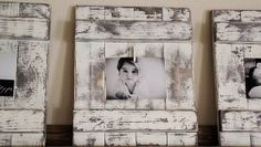 Rustic Chic Wooden Photo Frame