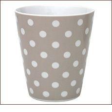 Falby Porzellanbecher Linen Dot