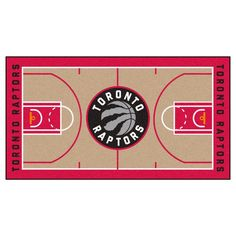This NBA Basketball Court Runner is perfect for displaying team pride in your game room or home pub. Vibrant nylon design with vinyl non-skid backing features a basketball court image with Chromojet-printed team name, logo, and colors. Nba Basketball Court, Louisville Basketball, Basketball Finals, Basketball Tricks, Basketball Equipment, Basketball Skills, Basketball Uniforms, Basketball Games, Basketball Players