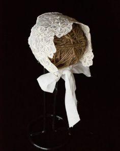 New Born Bonnet Photo Prop | eBay