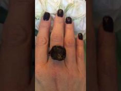 """Premier Designs Jewelry by Julie Tussey-YouTube """"Supreme Ring"""""""