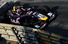 The last F3 grand prix for Max Verstappen at Macau! Bloody fast, just not the result he was hoping for ;-) #Verstappen #F3 #Macau #RedBull #Formula3