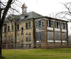 London Asylum for the Insane - London, Ontario