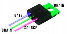 Mosfet Explicación Partes y Funcionamiento Facil del Transistor Mosfet