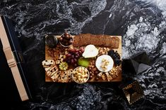 Turn your gourmet food and wine hamper into a delicious spread. Wine Recipes, Gourmet Recipes, Wine Hampers, Treats, Food, Sweet Like Candy, Goodies, Essen, Meals