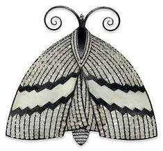 Rateau Butterfly c.1925