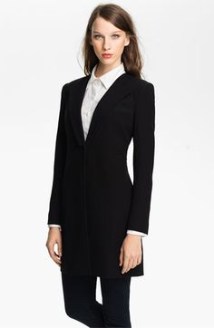 Vince Camuto Long Jacket available at Nordstrom