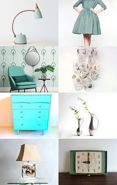 Mid Century Lives at Vintage And Main by gazaboo on Etsy--Pinned with TreasuryPin.com