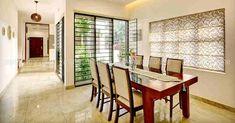 വീതി കുറവ് ഒരു കുറവേ അല്ല; ഇതാ ഉദാഹരണം! | small space home | small plot house plans kerala | Home Plans Kerala | House Plans Kerala | Home Style | Manorama Online Best Home Design Software, My Home Design, Window Design, Door Design, Kerala Traditional House, Kerala House Design, Kerala Houses, Room Ideas Bedroom, House Roof
