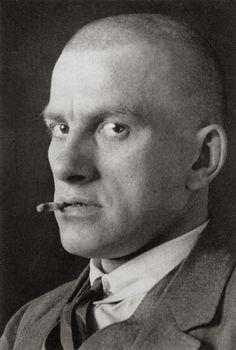 Vladimir Mayakovsky, poet