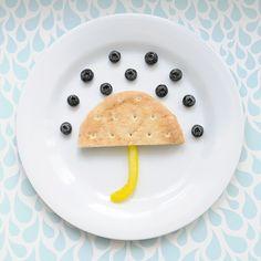 cute food:  April Showers    kirstenreese, via Flickr