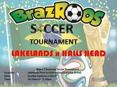 BRAZROOSIANS!!! Week 7 tournament is on this weekend at Lakelands!!! Lakelands vs Halls Head
